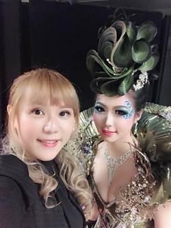 亞洲盃髮型美容大賽  劉姵均、陳怡安師生均獲冠軍