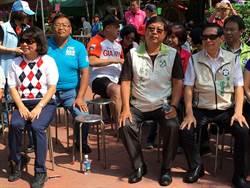 嘉義市共和市場包粽賽 3市長選將都到