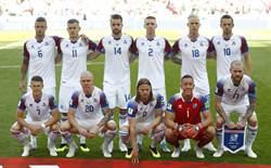 世足花絮》命名規則好特別  冰島先發11人姓氏都有森