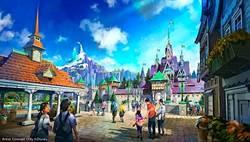 冰封東京迪士尼!全新「冰雪奇緣」樂園 最快2022年正式開幕!