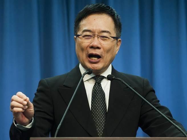 前國民黨政策會執行長蔡正元。(中時資料照)