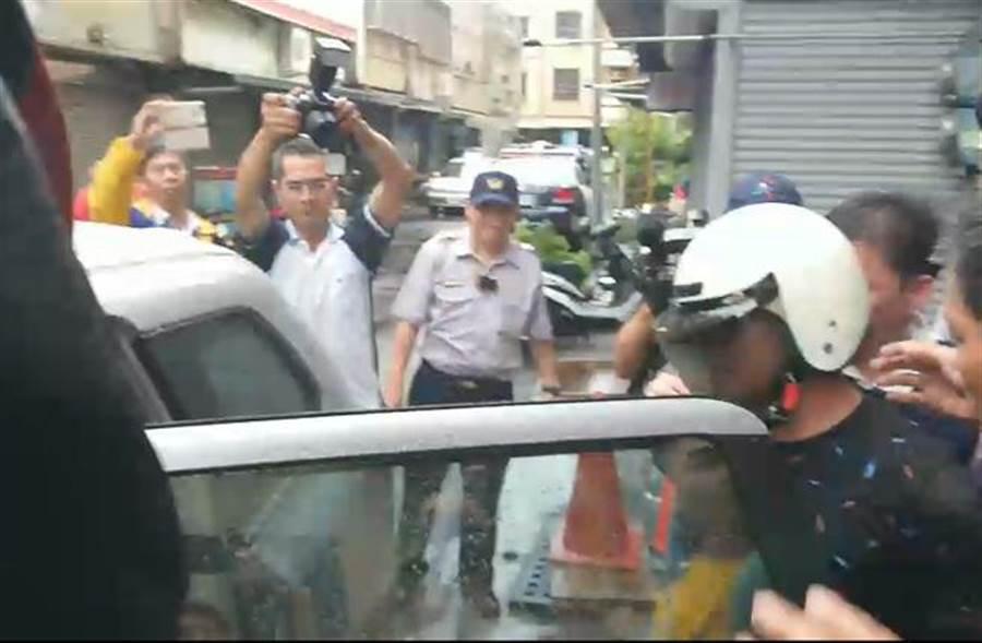 37歲性侵通緝犯楊政勳。(中天新聞)