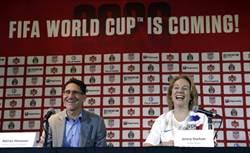 韓提東亞4國聯合申辦世界盃 大陸足協:無此計畫