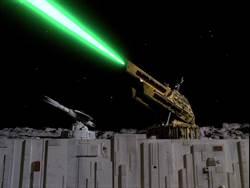俄國計劃用雷射砲清理太空垃圾