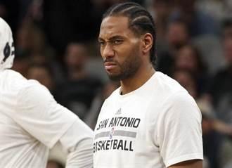 NBA》只是耍馬刺?沃神爆里歐納德想幫暴龍打球