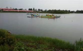 雲林首辦龍舟賽 36支決賽隊伍冒雨寫歷史