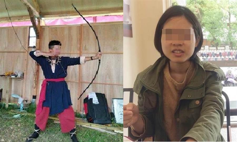 華山分屍案去年網路聲量居首。 (翻攝自臉書)