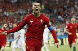 世足》C羅登全球最快足球選手 肌肉50%、體脂僅7%