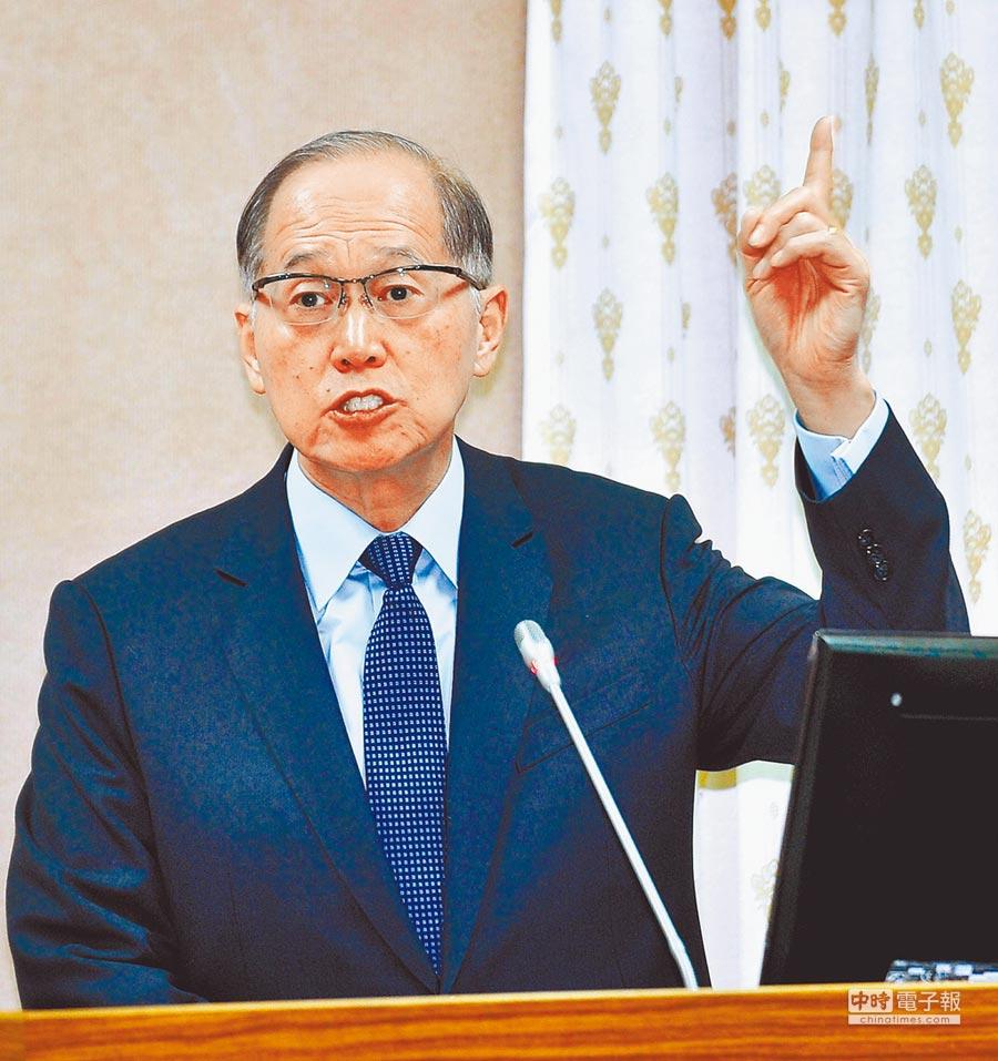 國安會秘書長長李大維的話語被解讀為,政府鼓勵民眾拒搭稱「中國台灣」的航空公司。(本報系資料照片)