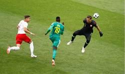 世足》波蘭超衰 塞內加爾爆冷2:1勝出