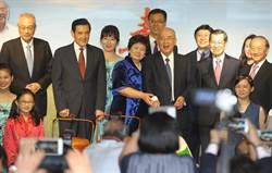 影》超高人氣!吳伯雄伉儷80大壽 藍綠大咖同台祝賀