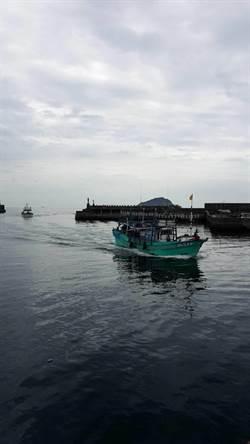 基隆籍漁船遭日船撞 宜蘭鑑護送返港