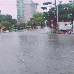 中南部水患肆虐 李富城:錢用去哪 只有民進黨兩大咖知道