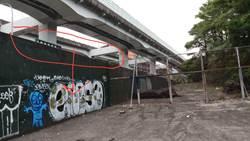 野青眾違法闖華山軌道  台鐵報警:疑破壞門鎖或攀牆進入