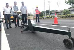 竹市路平計畫 3年半鋪平200萬平方米