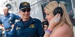 前美國小姐自願加入美國空軍