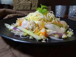 泰北料理泰式涼麵 酸辣層次分明解暑氣