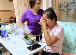 印尼逃逸女外勞病重路倒送醫 命救回卻成人球無法回家