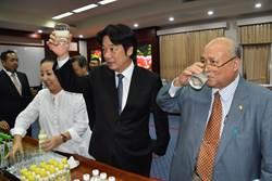 行政院長賴清德與食品業者座談  強調優先拚經濟