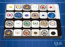 易格斯工程塑膠滾珠軸承 選擇多樣