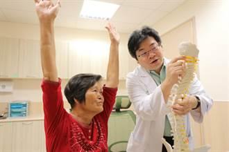 7旬婦右側無力 脊髓腔內腫瘤惹禍