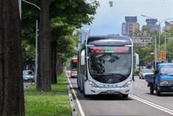 優化公車提升台灣大道行車效率 中市府並成功爭取捷運藍線