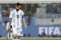 世足》阿根廷教頭:是我害了梅西