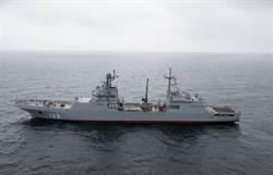 影》20年打造!首艘俄製伊凡格林級登陸艦正式服役