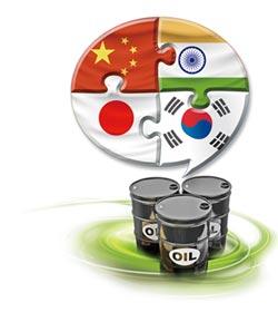 對抗OPEC 中印日韓組買家俱樂部