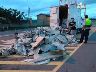 台中港工作人員扮蟻人 偷1500公斤白糖