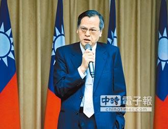 陸委會規畫 陳明通可望7月訪美