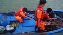 金門海、岸巡會師  掃蕩越界大陸漁船