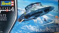玩具公司製作納粹飛碟模型 說明誇大遭糾正