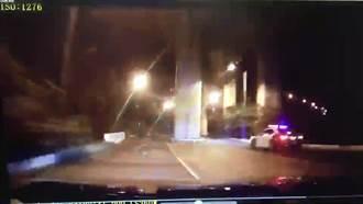 警車自撞2警受傷 竹東分局長疑下封口令藏車