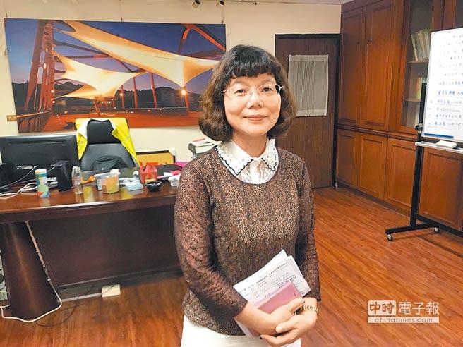 針對高雄氣爆民事結果,高市府法制局長陳月端表示遺憾,將上訴到底。(柯宗緯攝)