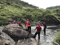 登山客遇蜂螫 失聯11人獲救均安