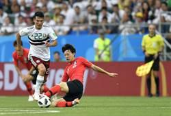 世足》兩場47犯第一多 韓國被虧世界髒