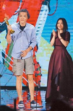 羅景壬獲音樂錄影帶獎