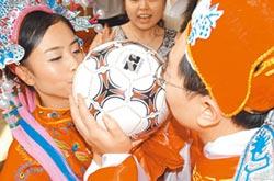 87%陸民瘋世界盃 熱情冠全球