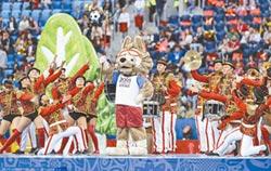 拯救世界盃 陸包辦吉祥物商品