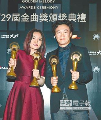 金曲29th》徐佳瑩 陳奕迅封后擒王連奪2大獎