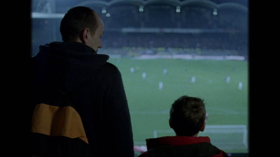 《與爸爸的足球約定》。(北影提供)