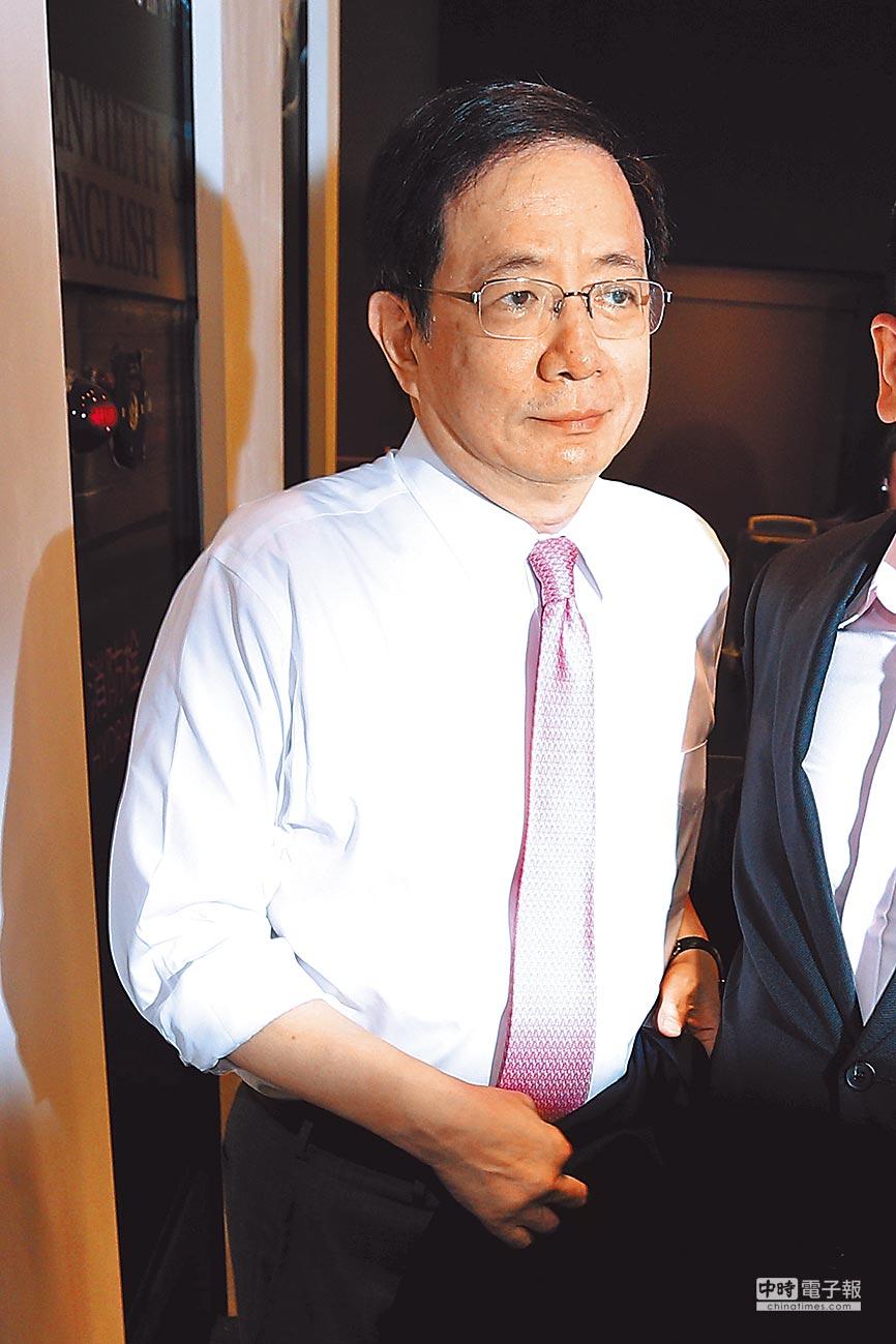 台大校長當選人管中閔。(本報系資料照片)