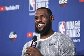 NBA》詹皇遭球迷辱罵 害大兒子球賽取消