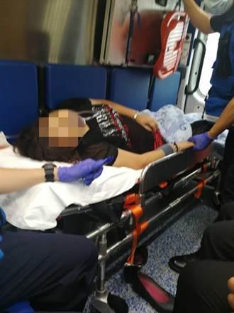 柬埔寨JC航空緊急備降 讓生病台籍旅客得到高效救治
