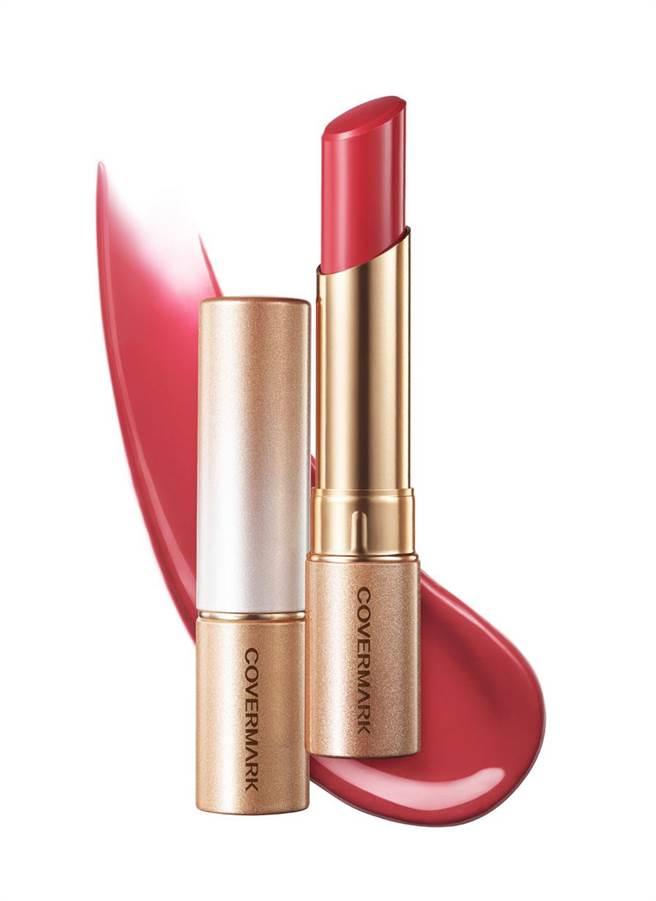唇膏新定位:不只是雙唇上色,更能提亮整臉氣色,妝容加分!(圖/品牌提供)