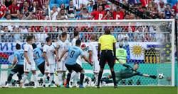 世足》俄羅斯擺烏龍又見紅 烏拉圭小組賽3戰全勝