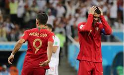 世足》C羅罰丟12碼 葡萄牙B組第一也飛了