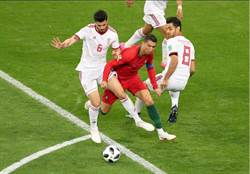 世足》12碼球破紀錄  C羅最受傷