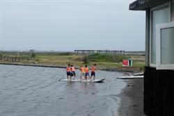 迎夏季 台西海口生活館推膠筏生態1日遊